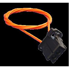 Оптичен кабел с букса - Тапа за оптика Fiber optic bridge male