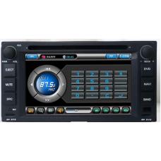 Car DVD player for Toyota Hilux Rav4 Celica Land Cruiser Vios Corolla LCD GPS Navigation