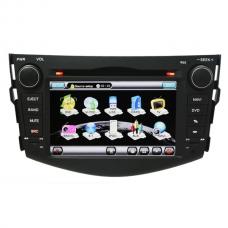 Car DVD GPS system for TOYOTA NEW RAV4 Bluetooth GPS DVB-T