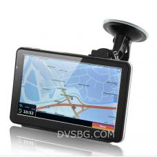 GPS мобилна преносима навигационна система с 4,3