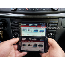Смартфон Car Wireless Mirror Link DNLA Miracast - Универсален видео-аудио интерфейс