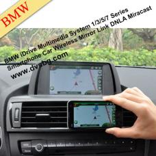 BMW iDrive Multimedia System 1-3-5-7 series Смартфон Car Wireless Mirror Link Miracast DNLA -видео-аудио интерфейс