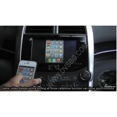 Chevrolet Malibu Car Multimedia System Luxury 2.4 Flagship series Смартфон Wireless Mirror Link Miracast DNLA интерфейс