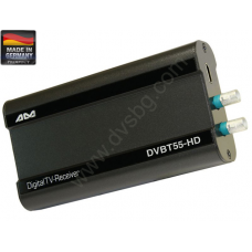 DVB-T Tuner Автоматично сканиране-търсене на програмите 55 HD Receiver with USB recorder 2TB Двоен тунер DVB-T MPEG4 HDMI REC