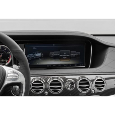 Автомобилен телевизионен тунер dvbLOGiC2 Mercedes Benz Comand APS NTG1 CLS-SLK-E class DVB-T tuner AV USB AFS DT1-NTG1