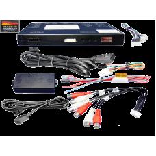 vLiNK Видео интерфейс за BMW серия 3 E90-91-92-93 5 E60-61 6 E63-64 X5-E70 X6-E71 Mini от 2006 2 video-RVC-RGB-input BMW 10пинов VL2-CCC