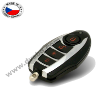 KEETEC TS MOTO аларма за мотоциклет с плаващ код и датчик за наклон