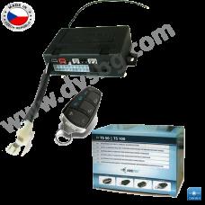Интерфейсна аларма KEETEC с CAN BUS TS 100 CAN MAX