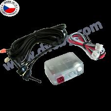 Комбиниран датчик ултразвуков и шоков за автомобили и мотоциклети-отчита всяка промяна в купето на превозното средство UL 100