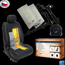 Карбонова подгряваща отопляема седалката система Carbon fiber seat heater CSH 2