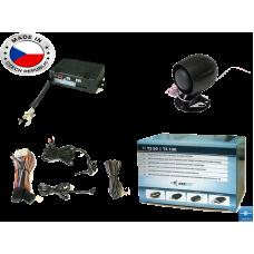 Автоаларма KEETEC TS 50 със скачащ код и CAN BUS модул TS 50 CAN