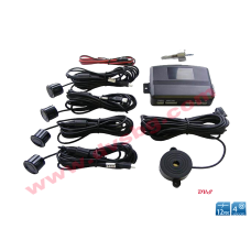 Парктроник Bene с четири ултразвукови сензора и акустичен зумер BENE 402