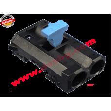 Съединител за оптичен проводник - мъжки MOST fiber optic insert male socket MOS-INSERT-M