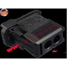 Съединител за оптичен проводник - мъжки MOST fiber optic male socket MOS-MALE
