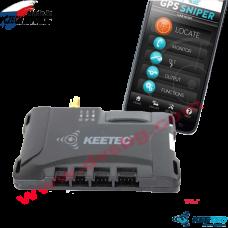 GPS GSM Tracker Apps алармена система Locator KEETEC GPS Sniper