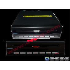 Car Multimedia DVD DIVX AVI USB 3-4 DIN плейър DVD550U