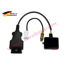 Активиране на камера за Audi Camera input Audi MMI3G low-high 1x OBD-MMI3G-R-01