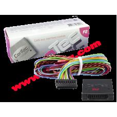 Can Bus Модул CAN BUS MODULE за конвертиране на цифровия в аналогов сигнал и аналогов в цифров с USB CANTEC-F2-U