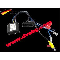 RVC-input Видео интерфейс за Камера за заден ход с насочващи линии - вход за VW Seat Skoda - RNS315 RNS510 RCD510 RGB-13LO