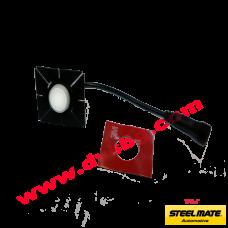 Резервен Паркинг сензор STEELMATE BTI ОЕМ 16мм бял